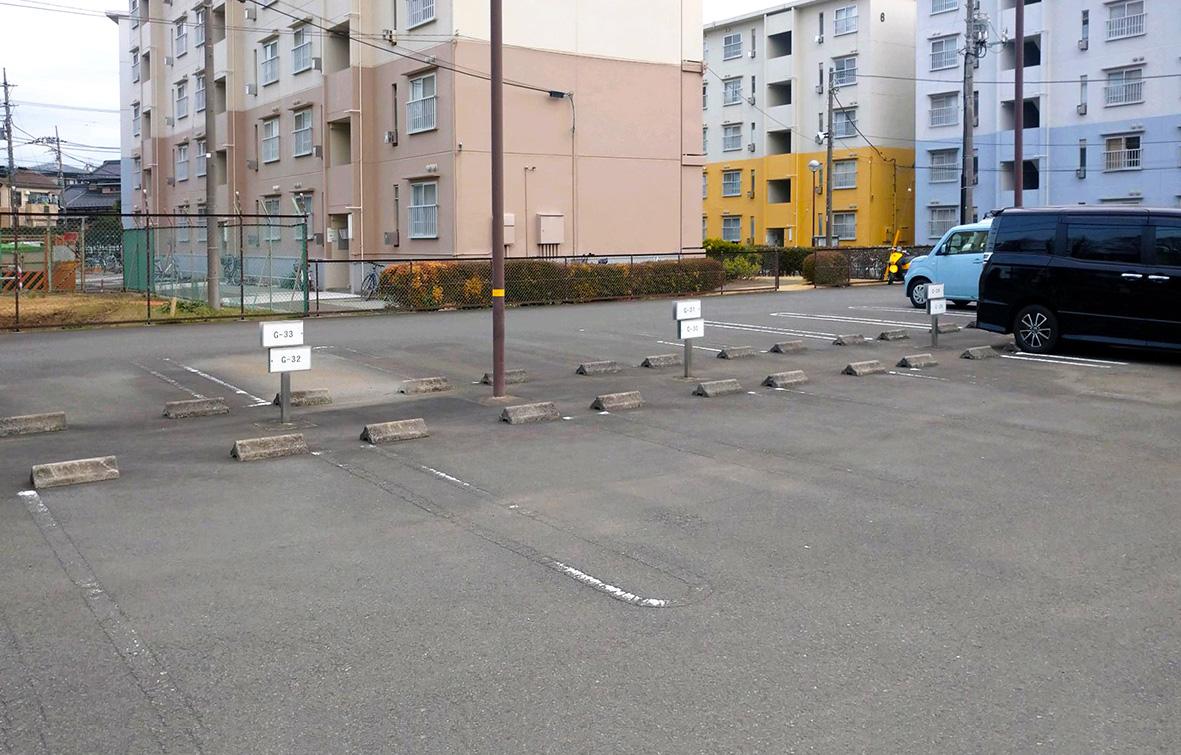 座間東原 G駐車場